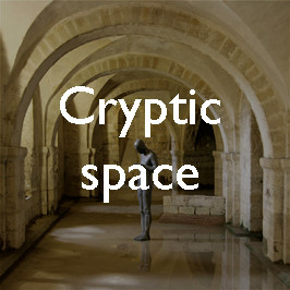 Cryptic space