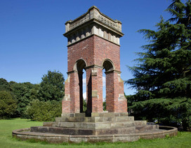 Bridgewater Fountain, The Green, Worsley, Salford