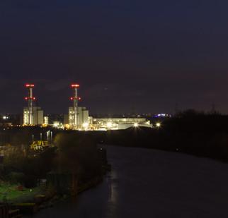 Carrington Power Station, Trafford
