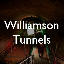 Absurd space: the Williamson Tunnels, Liverpool