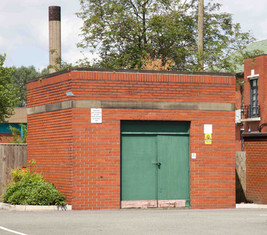 Substation, Trafford College, Talbot Road, Old Trafford