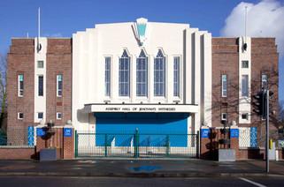 Forum cinema, Palatine Road, Northenden