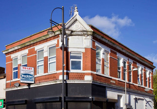 Stockport Co-operative Society building, Castle Street, Edgeley, Stockport