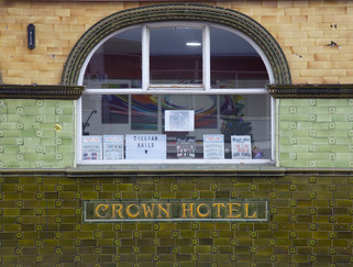 The Crown Hotel, Blackfriars Street, Salford