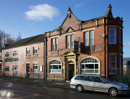 The Wharf Tavern, Caroline Street, Stalybridge