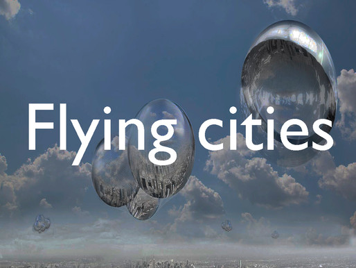 Flying cities