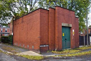 Substation, Hamer Drive, Old Trafford