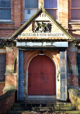 Museum & Art Gallery, Queen's Park, Collyhurst