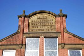 Stalybridge Co-operative Society building, Harrison Street, Stalybridge, Tameside