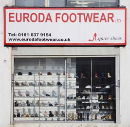 Euroda Footwear, Broughton Street, Cheetham Hill