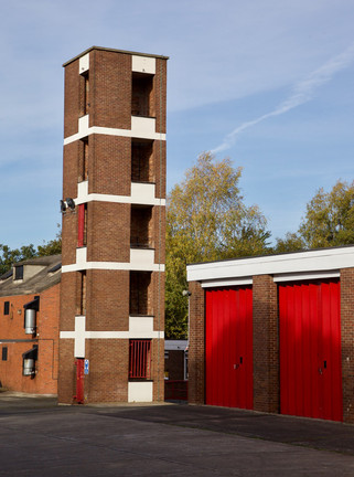 Whitehill Fire Station, Whitehill Street West, Reddish, Stockport
