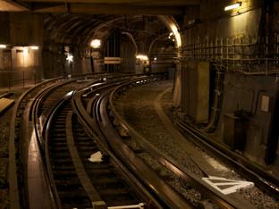Porte Dauphine Metro, Paris