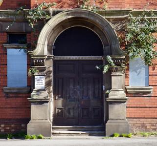 St Thomas's Hospital, Shaw Heath, Stockport