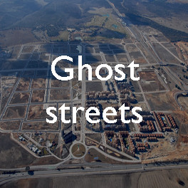 Ghost streets