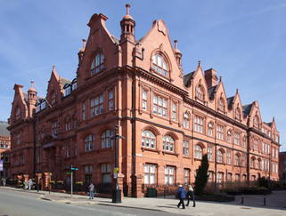 Wigan Town Hall, Library Street, Wigan