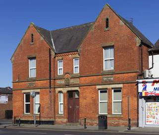 Former police station, Gorton Road, Reddish, Stockport