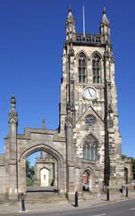 St Mary's Church, Churchgate, Stockport