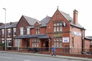 Former police station, Blackburn Road, Astley Bridge, Bolton