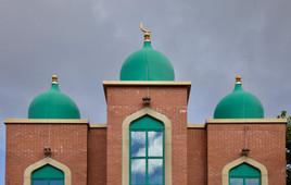 Hyde Jamia Mosque & Islamic Centre, 21 Jackson Street, Hyde