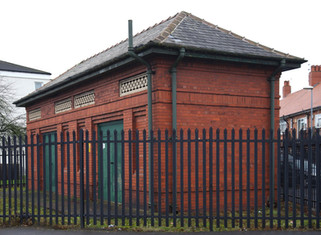 Substation, Queen's Road, Cheetham Hill