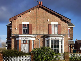 Knutsford Road, Gorton