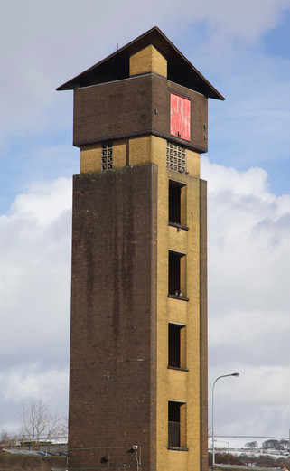 The Rock Fire Station, Bury