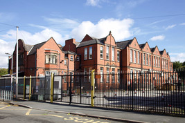 St Boniface Primary School, Yew Street, Cliff, Salford