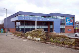 Royton Leisure Centre, Byron Street, Royton, Oldham