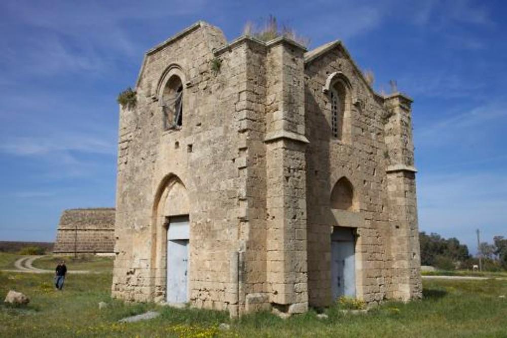 Remains of the Armenian church, Famagusta