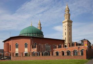 Bilal Mosque, Bulwer Street, Rochdale