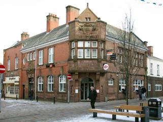 HSBC Bank, Bradshawgate, Leigh