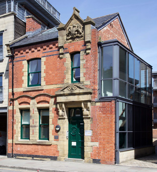 Former police station, Bridgewater Street, Castlefield