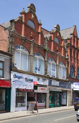Co-op building, Market Street, Droylsden