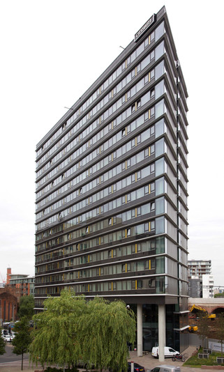 Apartments, Chapel Street, Salford