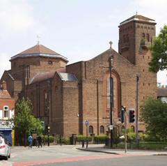 St Dunstan's Roman Catholic Church, Moston Lane, Moston