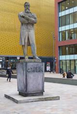 Friedrich Engels, Tony Wilson Place