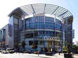 Next, Exchange Square