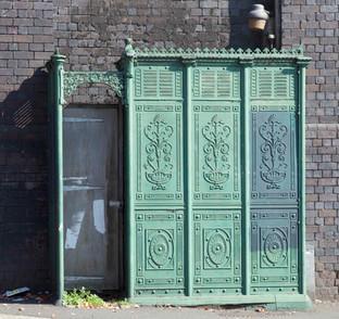 Urinal, Allison Road, Birmingham