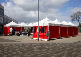 Market, Civic Centre, Wythenshawe