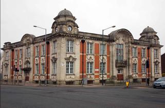 Radcliffe Town Hall, Blackburn Street, Radcliffe