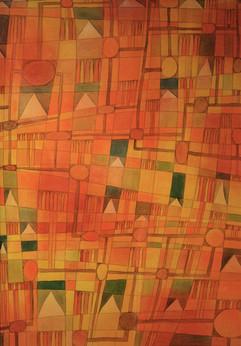 Ideal City 2, 2004, 50x70cm