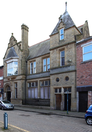Former police station, Waterloo Street, Stalybridge
