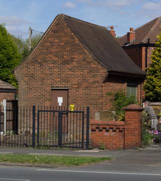 Substation, Dowson Road, Hyde