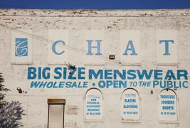 Chatley Menswear, Chatley Street, Cheetham Hill
