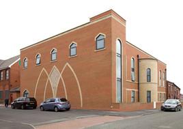 Mosque, Werneth Hall Road, Werneth, Oldham