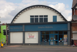 Dolphin Mobility, Liverpool Road, Patricroft, Eccles, Salford