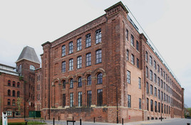 Elizabeth Mill, Houldsworth Street, Reddish, Stockport