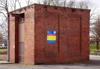 Substation, Westway, Shaw, Oldham