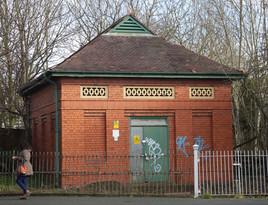 Substation, Mount Road, Gorton