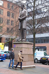 Abraham Lincoln, Lincoln Square
